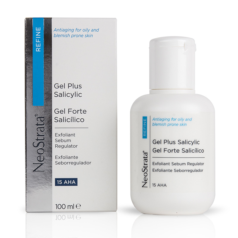 Gel Plus Salicylic 15 AHA