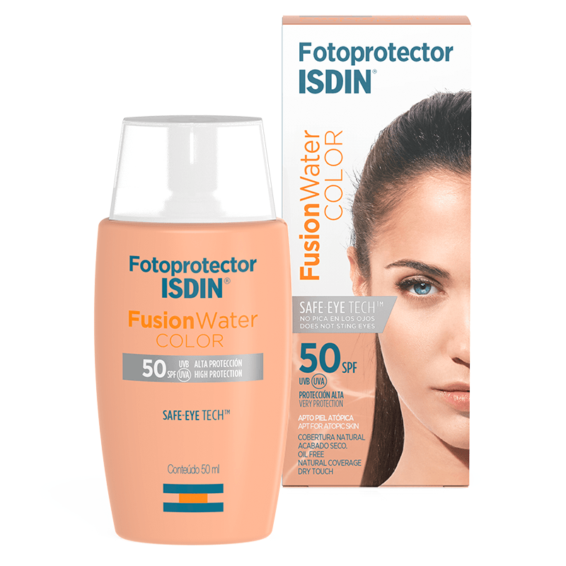 Fotoprotector ISDIN Fusion Water Color LSF 50