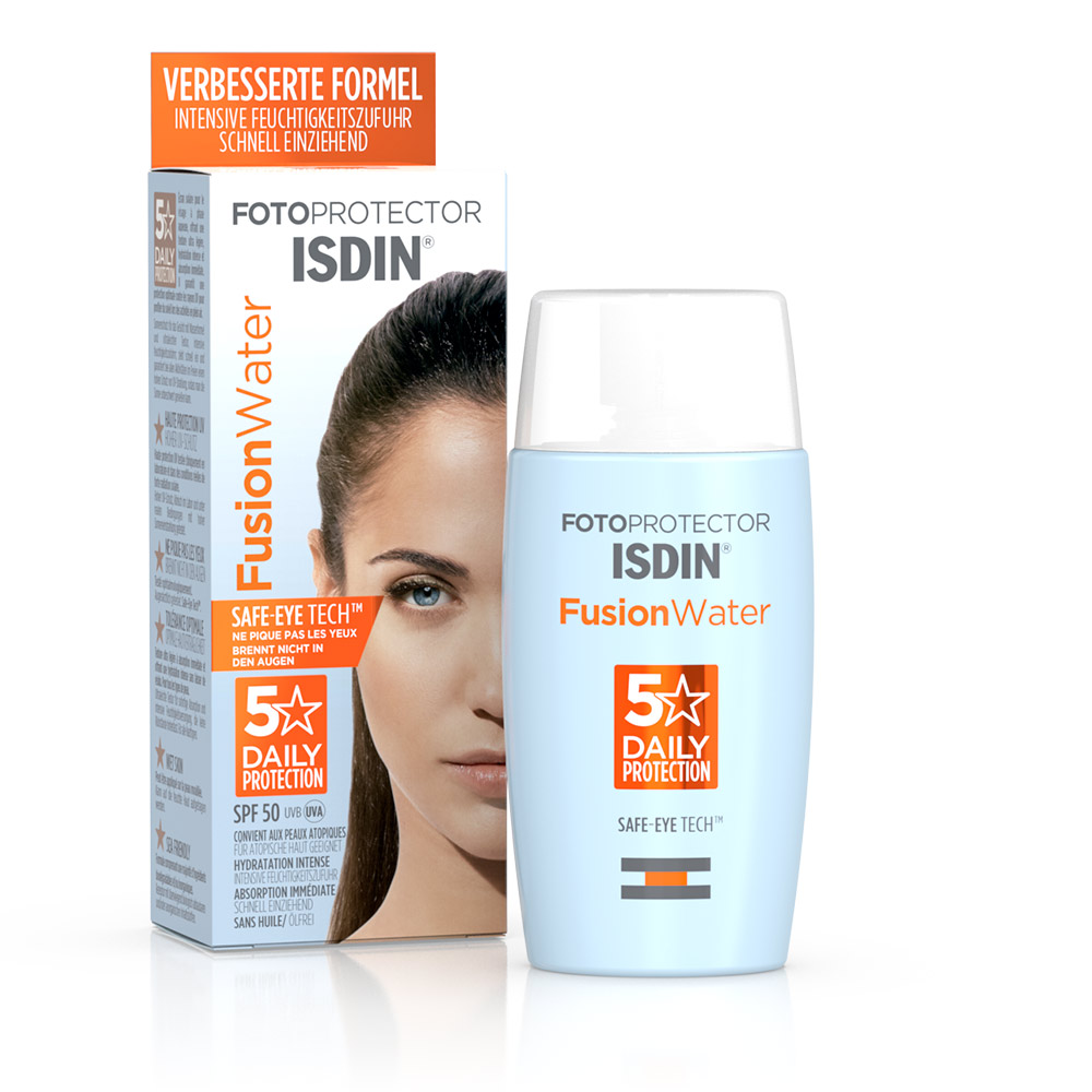 Fotoprotector ISDIN Fusion Water LSF 50